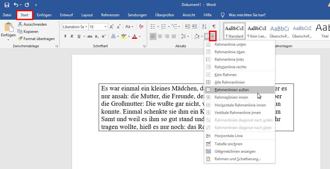 Word pdf grauer hintergrund