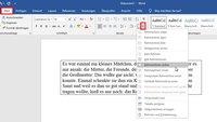 Word: Rahmen um Texte, Seiten & Bilder einfügen – so geht's