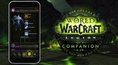 World of Warcraft - Legion: Die Companion App für Legion - Download für Android und iOS.