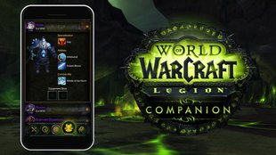 World of Warcraft - Legion: Die Companion App für Legion - Download für Android und iOS.
