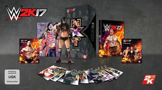 WWE 2K17: Editionen, Season Pass und DLCs im Überblick