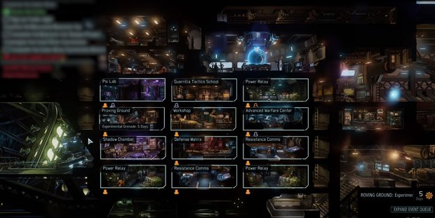 XCOM 2: Räume in der Übersicht - so baut ihr die Avenger aus