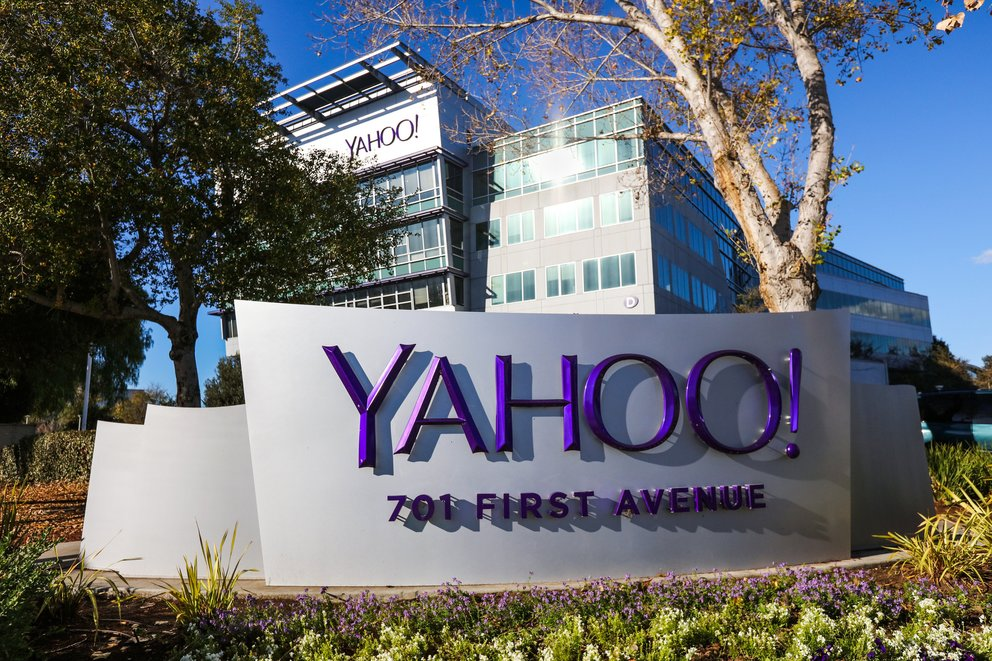 Yahoo Campus in Kalifornien (Quelle: Yahoo)