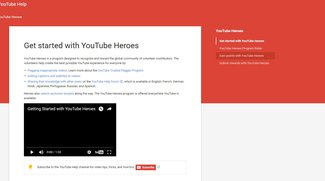 YouTube Heroes: Moderator im neuen Community-System werden