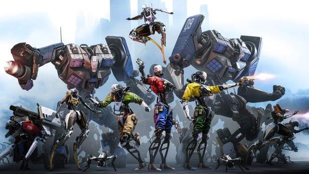 Epic Games entwickelt einen VR-Shooter, der Dich Roboter zerlegen lässt