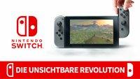 Nintendo Switch: Die wirkliche Revolution kannst Du (noch) nicht sehen [Kommentar]