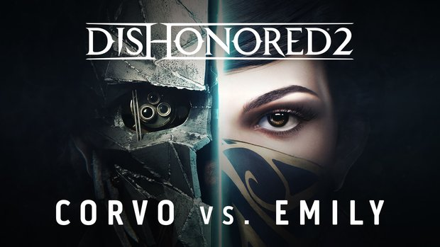 Dishonored 2: Welche Hauptfigur wirst Du spielen?