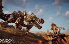Horizon Zero Dawn: Neues Video...