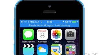 TetherMe: Tethering freischalten, unterstützt iOS 7 und iPhone 5s