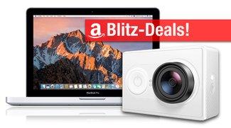 Blitzangebote und CyberSale: MacBook Pro für nur 999 Euro + WLAN-AC-Router, Action-Cam u.v.m. günstiger