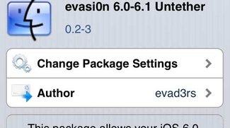 evasi0n Untether 0.2-3: Fix für Wetter-App und Boot-Problem verfügbar