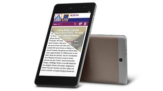 ALDI-Tablet: Medion E6912 E-Tab mit UMTS für 129 Euro ab morgen erhältlich