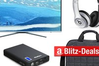 Blitzangebote:<b> Beats Solo2, USB-C-Kabel, externer Akku u.v.m. heute günstiger</b></b>