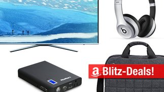 Blitzangebote: Beats Solo2, USB-C-Kabel, externer Akku u.v.m. heute günstiger