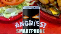 Galaxy Note 7: Austausch-Gerät explodiert bei Burger King