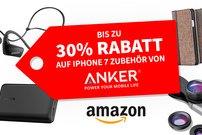 Amazon:<b> Bis zu 30% Rabatt auf iPhone-7- & iPhone-7-Plus-Zubehör von ANKER</b></b>