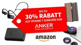 Amazon: Bis zu 30% Rabatt auf iPhone-7- & iPhone-7-Plus-Zubehör von ANKER