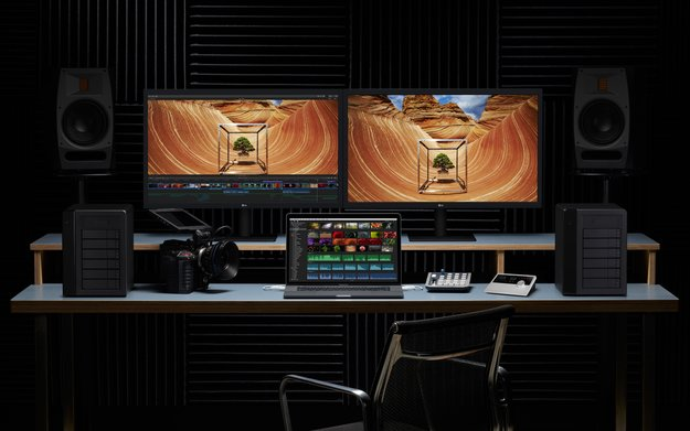 LG UltraFine 5K Display: Apple nennt Kompatibilität mit älteren Macs