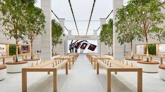 Apple Store: Kill Switch macht physischen Diebstahlschutz unnötig