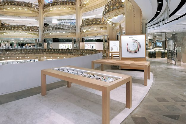 Apple Watch: Pop-Up-Store in Paris schließt angeblich wegen schlechter Verkäufe