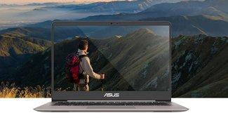 Asus ZenBook UX410: Kompakte Konkurrenz für das Dell XPS 13