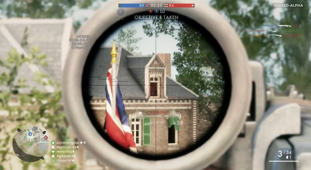 BF 1 Scout
