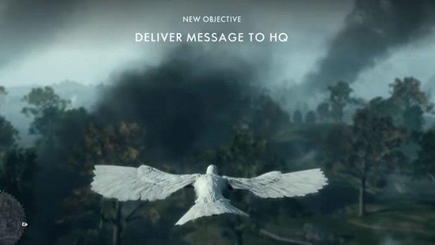 Battlefield 1: Der Kriegstauben-Modus - Boten auf dem Schlachtfeld