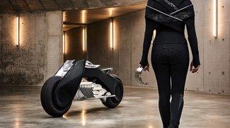 Kann nicht umkippen: BMW zeigt Motorrad der Zukunft