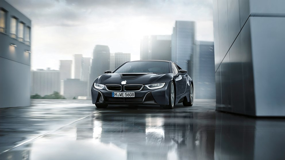 BMW_i8_Apple