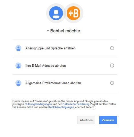 Babbel_Login_Google_Screenshot