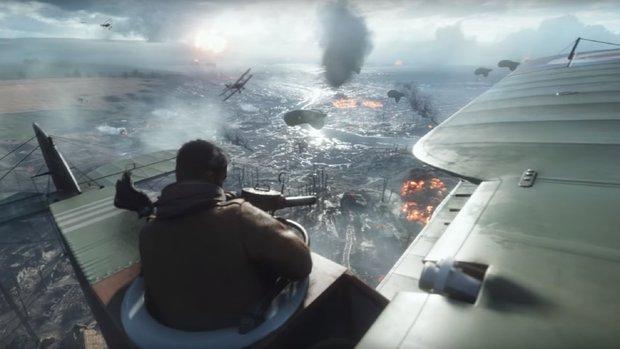 Battlefield 1: Die ersten Review-Wertungen zum Multiplayer-Shooter in der Übersicht