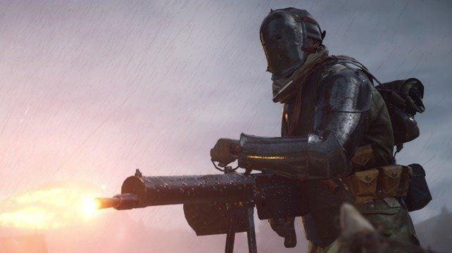Battlefield 1 Wachsoldat