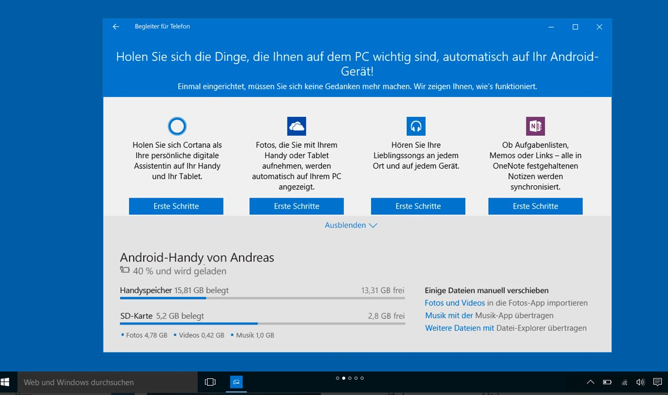 Bilder Auf Iphone Übertragen Windows 10