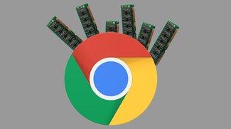 Google Chrome: Neues Update soll RAM-Hunger beenden