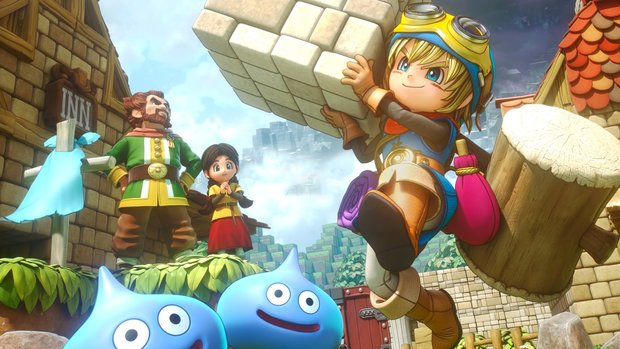 Dragon Quest: Square Enix will mehr Teile in den Westen bringen