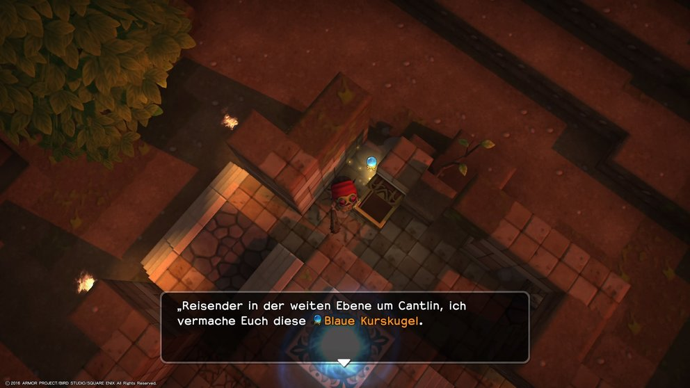 Dragon Quest Builders Herausforderungen