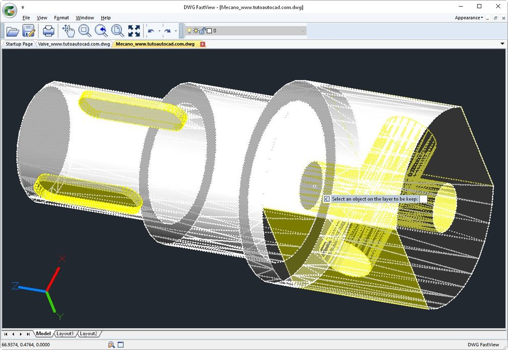 DWG-FastView-Layer