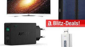 Blitzangebote: EyeTV Hybrid, Solarladegerät, TV-Geräte u.v.m. heute günstiger