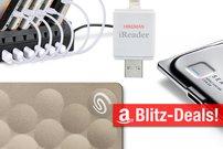 Blitzangebote:<b> Edel-Festplatte Seagate Seven, Ladestation u.v.m. heute günstiger</b></b>