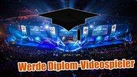 In China kannst Du bald ein Uni-Diplom als E-Sportler erhalten