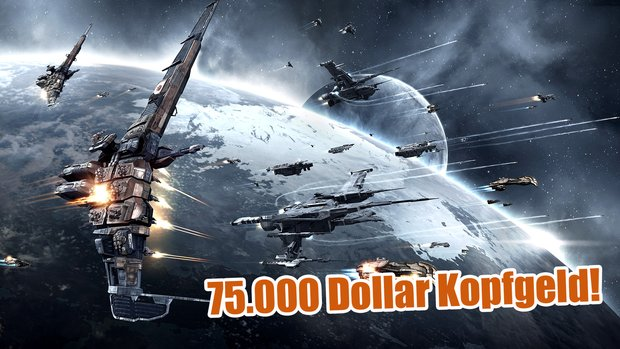 EVE Online: Streitlustiger Spieler will Clan loswerden – und bietet echtes Kopfgeld