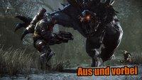 Evolve: Turtle Rock und 2K Games geben das Spiel komplett auf