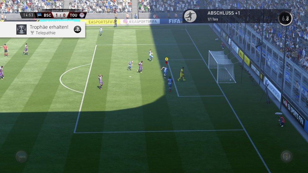 FIFA 17 Tore schießen