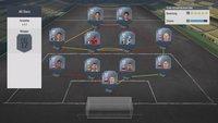 FIFA 17: Bestes Team für FUT 17 - Aufstellungen für Bronze, Silber und Gold