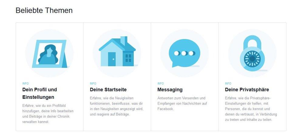 facebook kundenservice deutschland