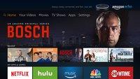 Amazon Fire TV: So sieht die komplett neue Oberfläche aus