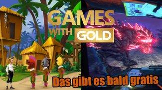 Xbox Live Games with Gold: Diese Spiele verschenkt Microsoft im November 2016