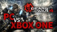 Gears of War 4: Xbox One vs. PC im Grafikvergleich