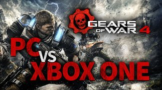 Gears of War 4: Xbox One vs. PC im Grafikvergleich