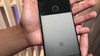 Google Pixel (XL) ist gegen Wasser und Staub leicht geschützt (IP53)